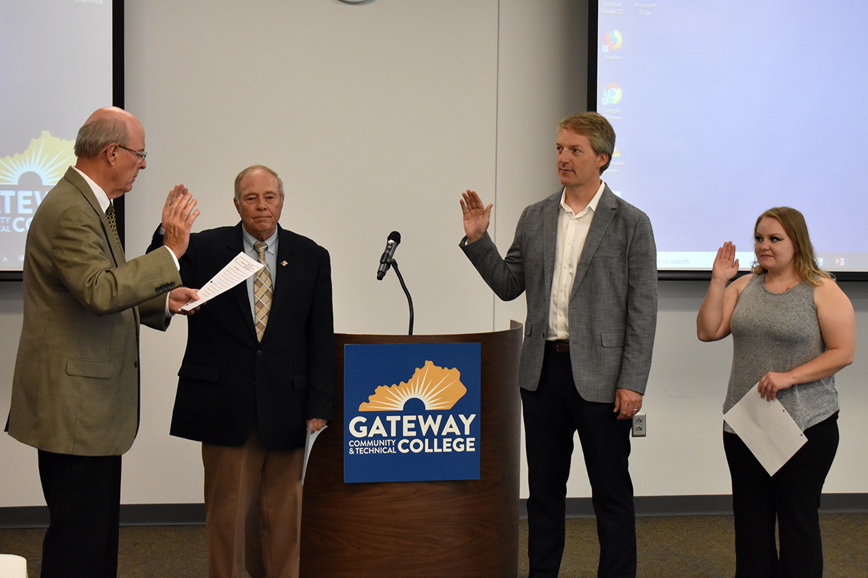 gateway welcomes new board members