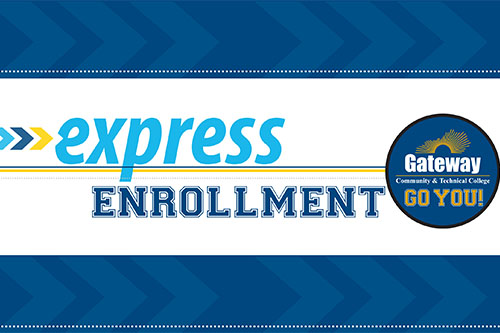 express enrollment graphic