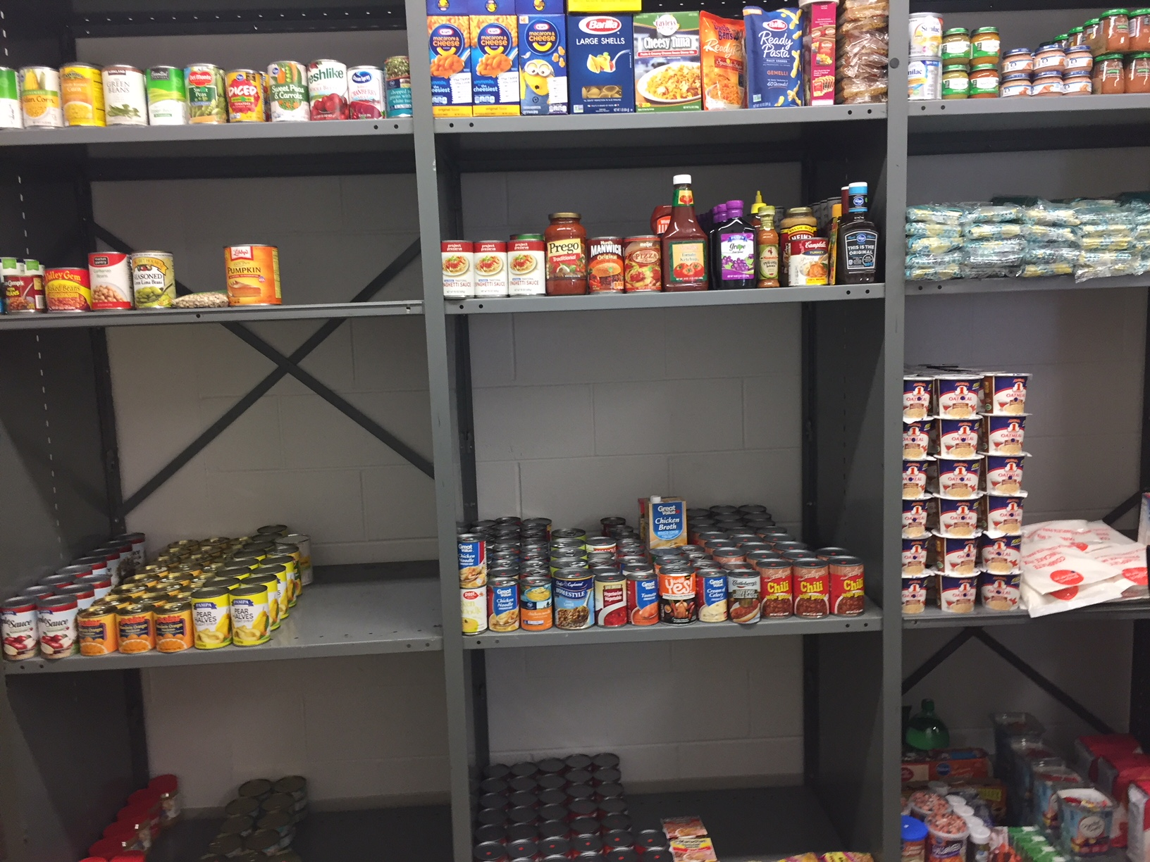 food for thought pantry