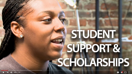 Student Support and scholarships