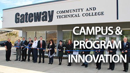 Campus and program innovation