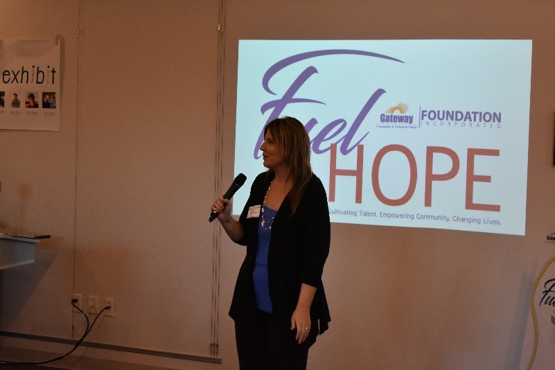 sarah young fuels hope