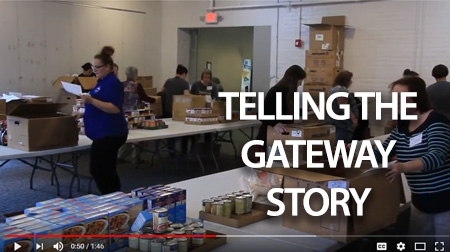 telling the gateway story